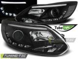 Predné svetlá Ford Focus MK3 11-10/14 černá