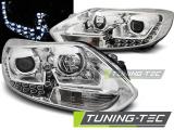Predné svetlá Ford Focus MK3 11-10/14 chrom