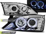 Predné svetlá Ford Mondeo 09/00-05/07 Angel Eyes chrom