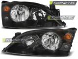 Predné svetlá Ford Mondeo MK3 09/00-05/07 černá