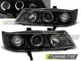 Predné svetlá Honda Accord 94-97 Angel Eyes černá (USA)