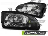 Predné svetlá Honda Civic 09/91-08/95 2D/3D černá