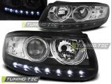 Predné svetlá Hyundai Santa Fe 06/06-12 černá