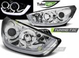 Predná svetlá Hyundai Tucson IX35 10-13 chrom