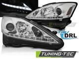 Predné svetlá Lexus Je 06-13 DRL chrom