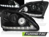 Predné svetlá Lexus RX 330/350 03-08 černá