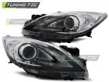 Predné svetlá Mazda 3 09-01/13 černá