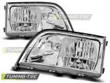Predné svetlá Mercedes W140 S-Class 03/91-10/98 chrom