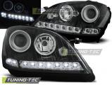 Predné svetlá Mercedes W164 ML/M 05-07 černá