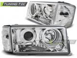 Predné svetlá Mercedes W201/190 12/82-05/93 chrom