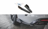 Boční spoilery pod zadní nárazník Škoda Octavia RS Mk4 2020 -