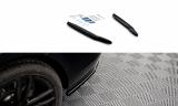 Boční spoilery pod zadní nárazník BMW 6 GT G32 M-Pack 2017 -