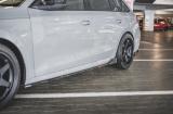 Nástavce prahů Škoda Octavia RS Mk4 2020 - Maxtondesign