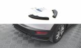 Boční spoilery pod zadní nárazník Mazda CX-3 2015 -