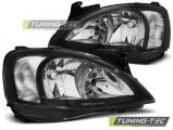 Predné svetlá Opel Corsa C 11/00 - 09/06 černá