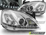 Predné svetlá Opel Corsa C 11/00 - 09/06 chrom