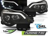 Predné svetlá Opel Corsa D 11-14 DRL černá