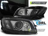 Predné svetlá Opel Insignia 08-12 černá TRU DRL