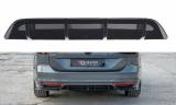 Stredový spojler pod zadný nárazník Volkswagen Passat R-Line B8 2015-
