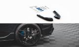 Boční spoilery pod zadní nárazník Volkswagen Golf R Mk8 2020 -