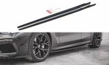 Nástavce prahů BMW M8 Gran Coupe F93 2019 -