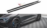 Nástavce prahů Volkswagen Golf R Mk8 2020 -