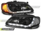 Predné svetlá Renault Megane/Scenic 96-99 černá