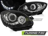 Predné svetlá Renault Twingo 07-11 černá
