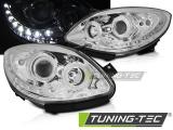 Predné svetlá Renault Twingo 07-11 chrom