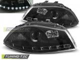 Predné svetlá Seat Ibiza 6L 04/02-08 černá
