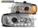 Predné svetlá Seat Ibiza/Cordoba /Polo VARIANT, Sedan 10/93-08/99 chrom