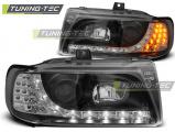 Predné svetlá Seat Ibiza/Cordoba /Polo VARIANT, Sedan 10/93-08/99 černá