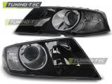Predné svetlá Skoda Octavia 04-08 černá