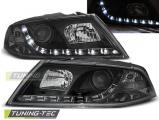 Predné svetlá Skoda Octavia 2 03/04-08 černá