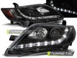 Predné svetlá Toyota Camry 6 XV40 06-09 černá