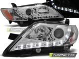 Predné svetlá Toyota Camry 6 XV40 06-09 chrom