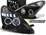 Predné svetlá Toyota Celica T230 99-05 Angel Eyes černá