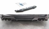 Stredový spojler pod zadný nárazník BMW M8  Gran Coupe F93  2019 -