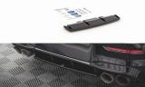 Stredový spojler pod zadný nárazník Volkswagen Golf R Mk8  2020 -