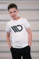 Dětské bílé tričko