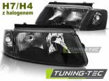 Predné svetlá VW Passat B5 3B 11/96-08/00 černá