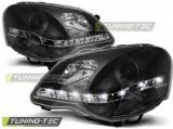 Predné svetlá VW Polo 9N3 4. května 09 černá