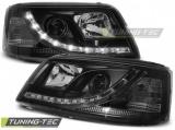 Predné svetlá VW T5 03/04/08/09 černá