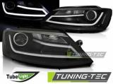 Predné svetlá VW Jetta VI 1/11-18 černá