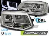 Predné svetlá VW T5 2010-2015 chrom led
