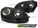 Predné svetlá VW Golf 5 10/03-09 černá