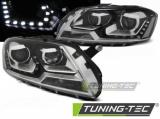 Predné svetlá VW Passat B7 10/10-10/14 černá