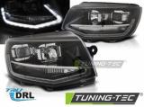Predné svetlá VW T6 15-19 DRL černá