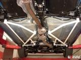 Rozpěrná tyč Ultra Racing Subaru Impreza WRX/STI GDB (01-07) - boční podlahové výztuhy