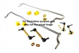 Set stabilizátorů Whiteline na Mitsubishi Lancer Evo 7/8/9 (01-07) - ZN 24mm